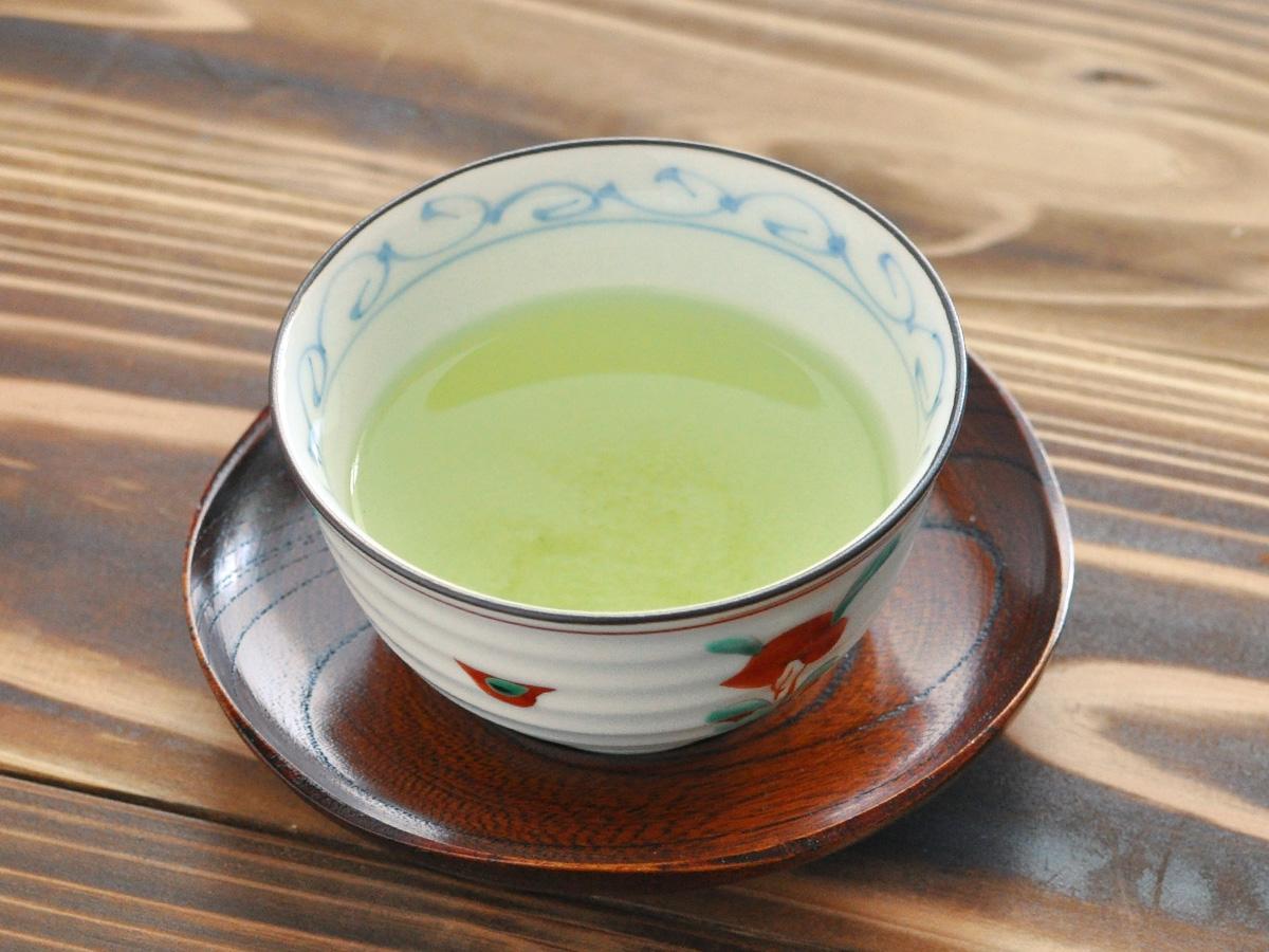 静岡 春野 有機栽培茶 すくすく煎茶