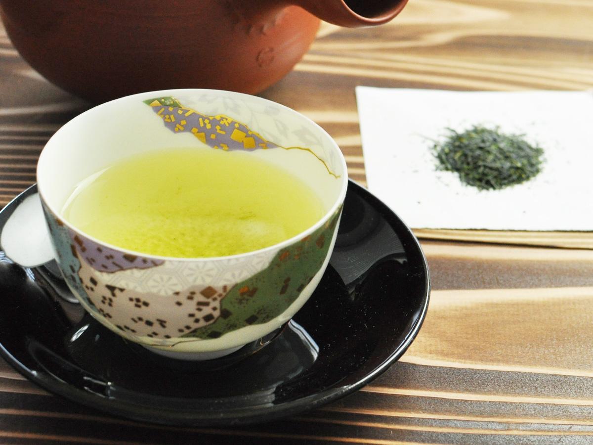 静岡茶 森のお茶 上級煎茶 あさつゆ
