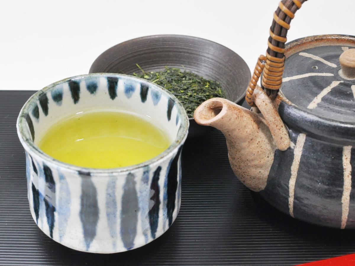 静岡茶 森のお茶 上級煎茶 深山