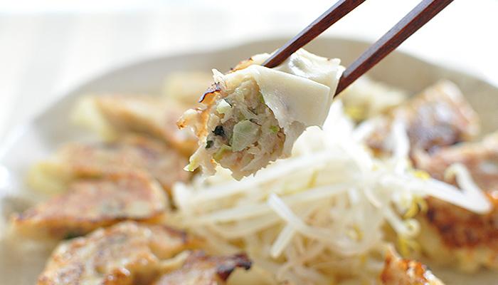 浜松餃子 自然薯入り つるるん物語