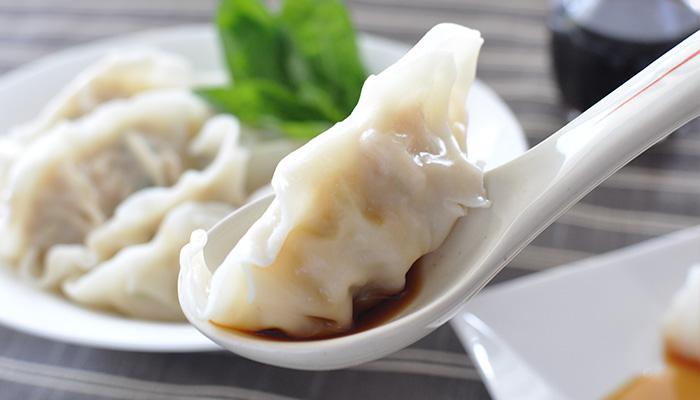 浜松餃子 自然薯入り 水餃子
