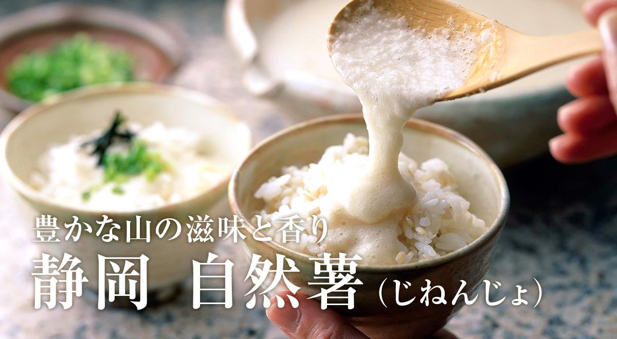 静岡 自然薯(じねんじょ)