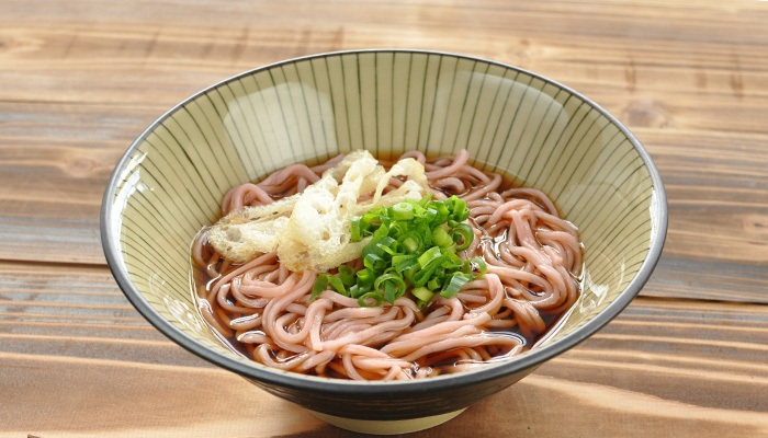 西伊豆 佐野製麺 桜蕎麦 さくらそば あぶらあげ