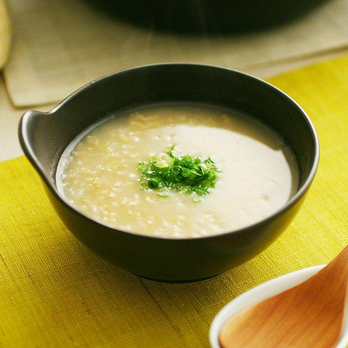 すっぽん玄米雑炊