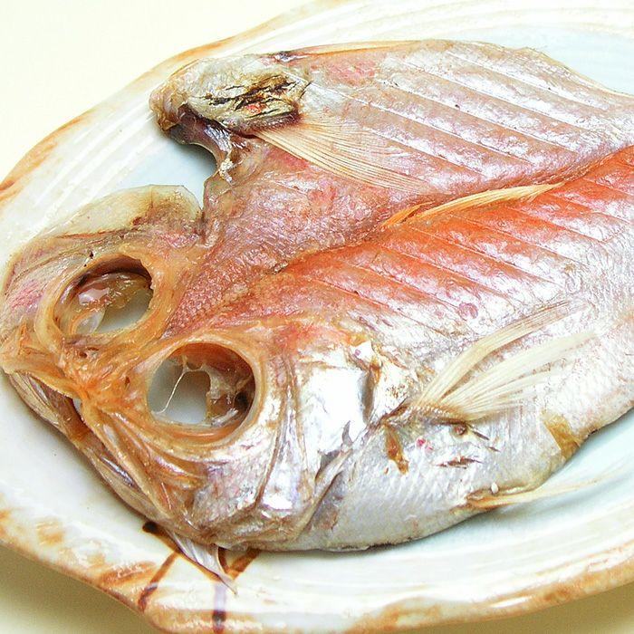 伊豆 金目鯛干物