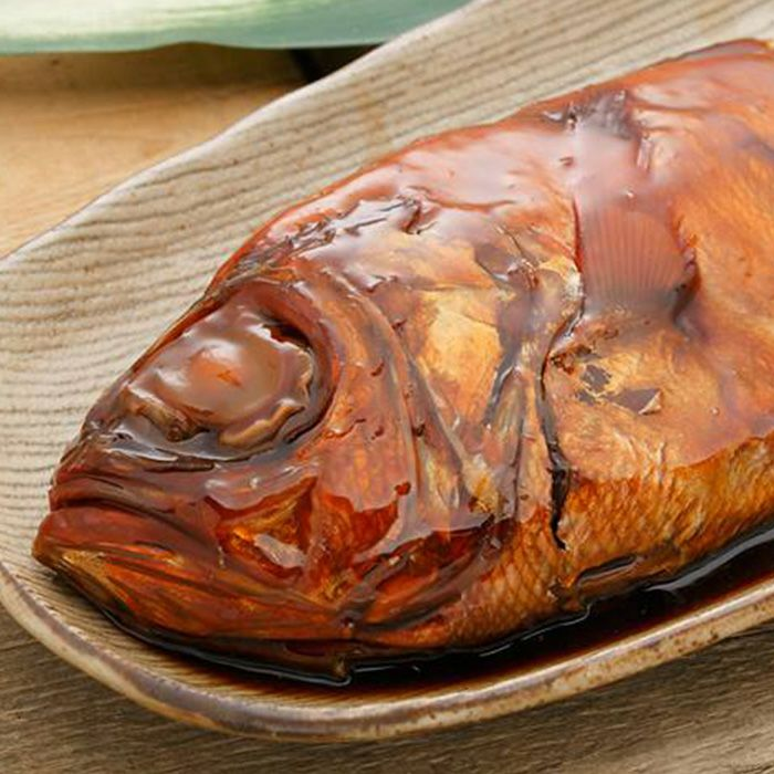 静岡 伊豆 金目鯛の煮付