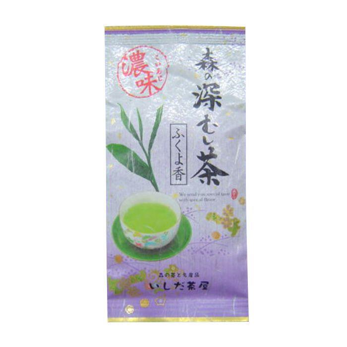 静岡茶 深蒸し茶 森の深蒸し茶 「ふくよ香」