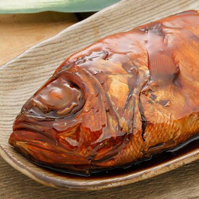 静岡・伊豆 金目鯛 の姿煮(煮付け )
