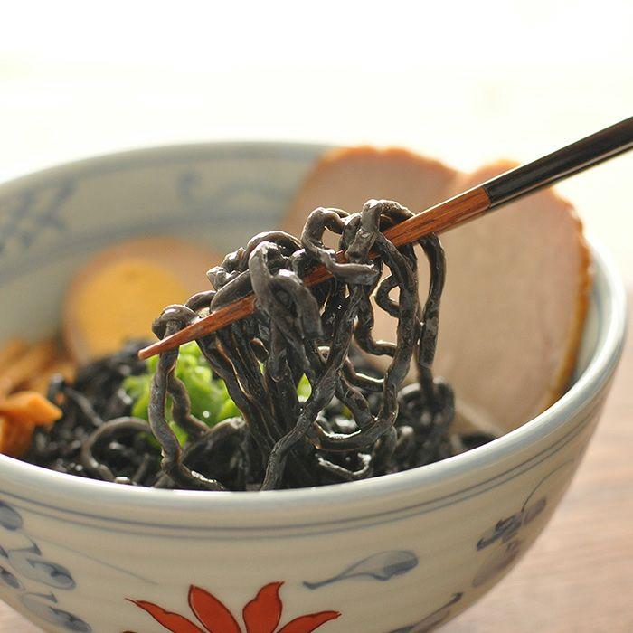 西伊豆 イカスミ入り麺の海賊ラーメン 10食入