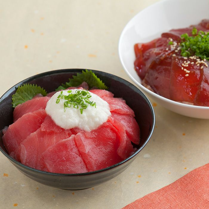 マグロ漬け丼の具 3種セット