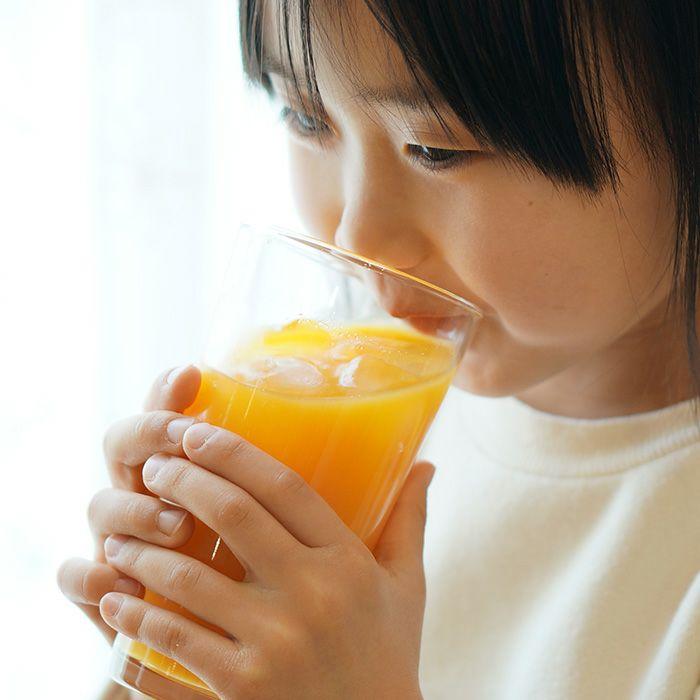 無添加・無着色・無香料だから子どもも安心してお飲みいただけます