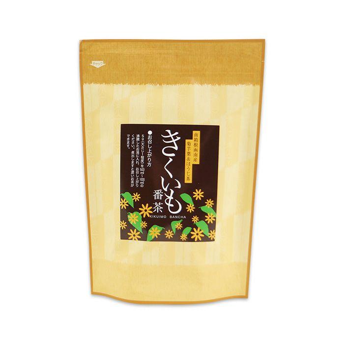 静岡産 南箱根 函南きくいも番茶(茶葉タイプ)80g 1袋