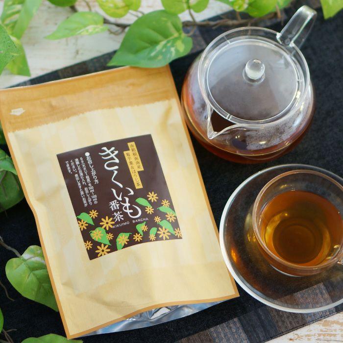 函南きくいも番茶(茶葉タイプ)80g 1袋
