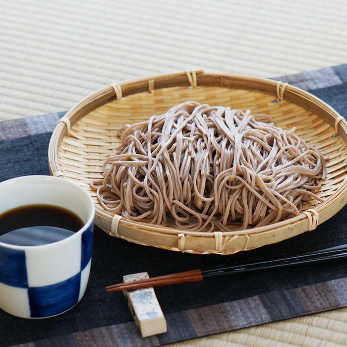 菊芋入り 蕎麦の藤御膳冷やし蕎麦